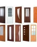 Дверное полотно ламинированное без притвора