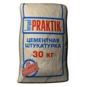 Штукатурка цементная для наружных работ 30кг