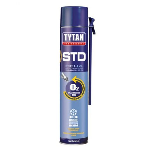 Пена  бытовая Tytan зимняя 750мл