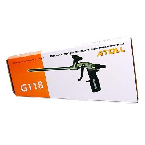 Пистолет-аппликатор для монтажной пены G 118/20
