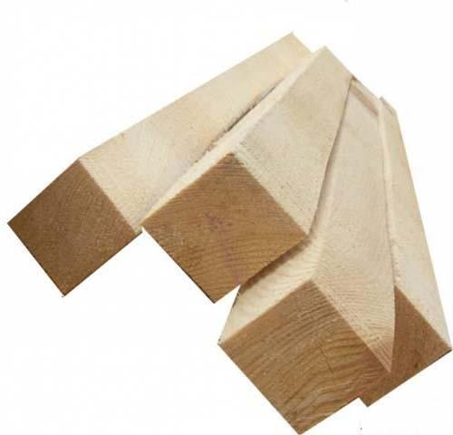 Деревянный брусок 50х70х3000