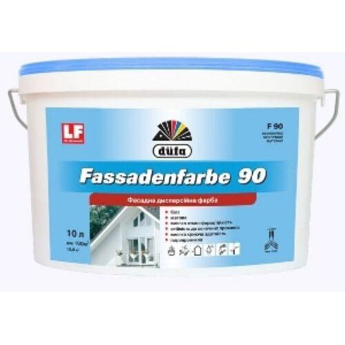 Краска фасадная FASSADENFARBE 10 л