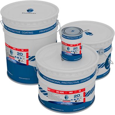 Противообрастающая эмаль (порошок меди) CUMIXAN BIO (Кумиксан Био)  20 кг
