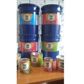 Эмаль КО-811 (+200 С) Sky Dye (Скай Дай) желтая 25 кг