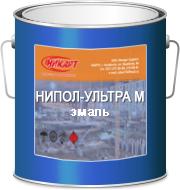 """Эмаль  """"НИПОЛ-УЛЬТРА М"""" (белая)"""