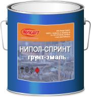"""Грунт-Эмаль """"НИПОЛ-СПРИНТ"""" (серая)"""