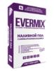 Наливной пол самовыравнивающийся Evermix 25 кг