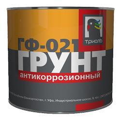 Грунт ГФ-021 светло-серый 55кг (Триоль)