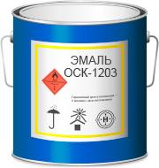 Краска ОСК-12-03 красно-коричневая 25 л