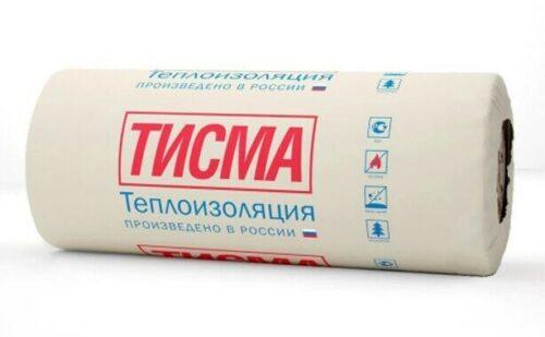 Тепло- и звукоизоляция  Тисма TR044 аквастатик (8300*1200*50*2) 1 упак 0,996 м3, 40уп/пал